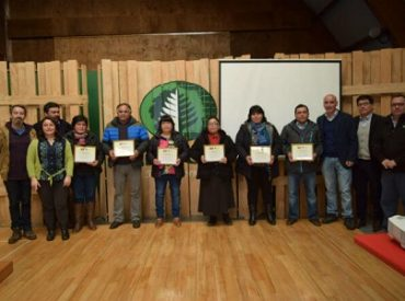 Finaliza proyecto del INFOR que añade valor ecológico cultural al Pil Pil Voqui