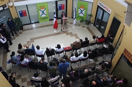 Inauguran primera Farmacia Comunitaria de la Región de Los Ríos en La Unión