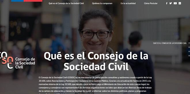 Mineduc invita a organizaciones de Los Ríos a ser parte del Consejo de la Sociedad Civil