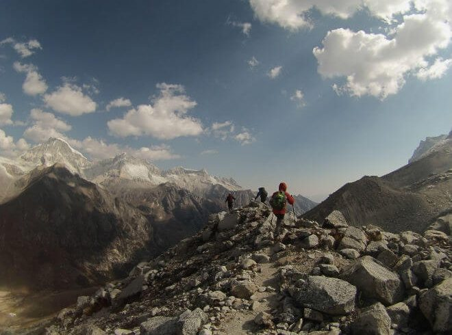 """""""Alerce Outdoor"""": desafiando montañas en nombre de la ciudad de Valdivia"""