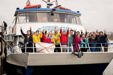 Nueva Mayoría da clara muestra de unidad tras Marcos Ilabaca en Valdivia