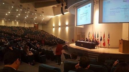 PDI de Valdivia fue reconocida en conferencia internacionalsobre análisis criminal
