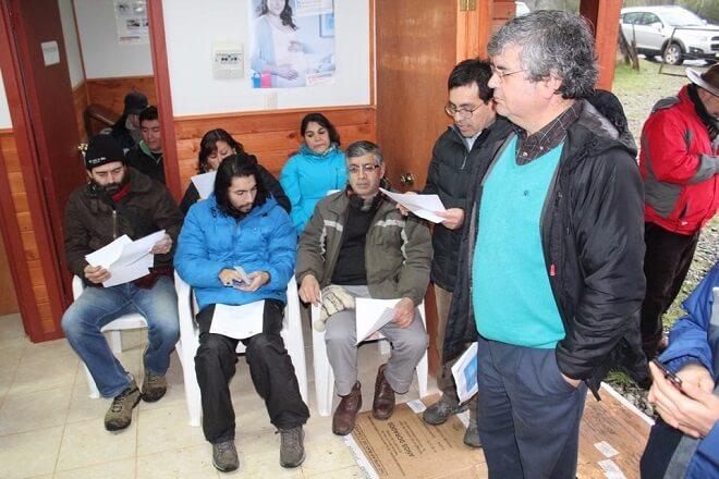 Programa Participación y Consulta Indígena socializa proyecto de agua potable rural en Lipingue