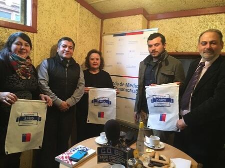 Radio Concordia de La Unión promueve el fortalecimiento de la educación cívica gracias al Fondo de Medios