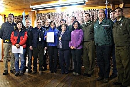 Fortalecen relaciones bilaterales entre la Provincia de Valdivia y San Martín de Los Andes