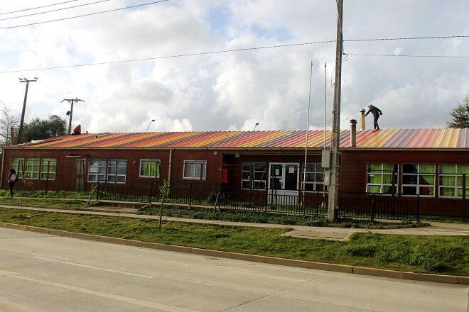 Municipalidad de Valdivia ejecuta cerca de 70 millones de pesos en mejoras de jardines infantiles VTF