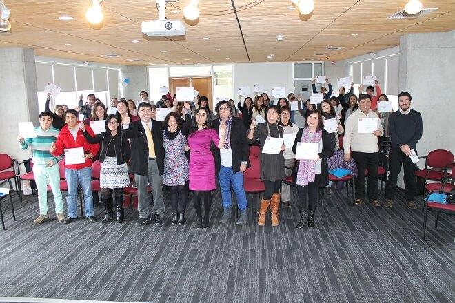 SENDA Los Ríos realizó taller de Habilidades Preventivas Parentales