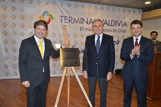 Valdivia inaugura el terminal de buses más moderno de Chile