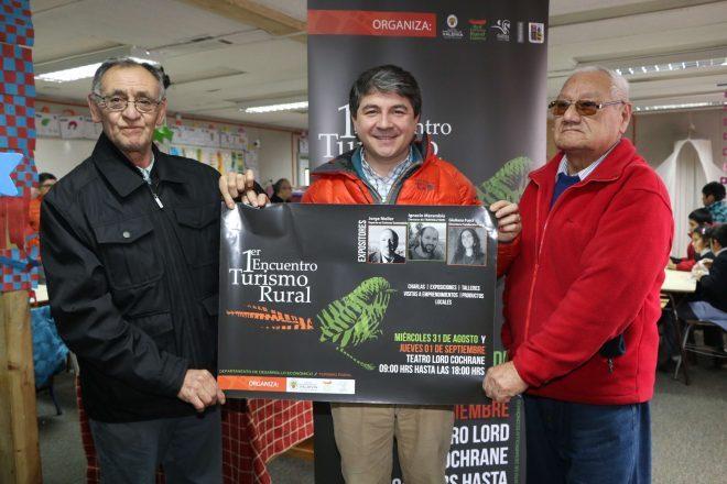 Valdivia tendrá su primer encuentro de Turismo Rural: 31 de agosto y 1 de septiembre