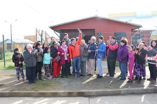 Vecinos de Los Regidores de Valdivia cuentan con remozada sede