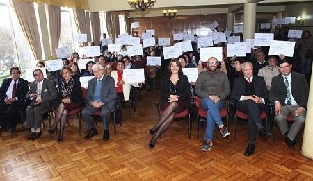 100 organizaciones comunitarias de La Unión recibieron aporte municipal para ejecutar iniciativas locales