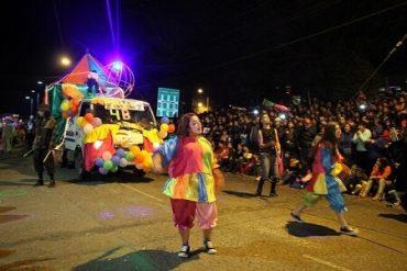 Más de 35 mil personas disfrutaron del Carnaval de Primavera de Valdivia