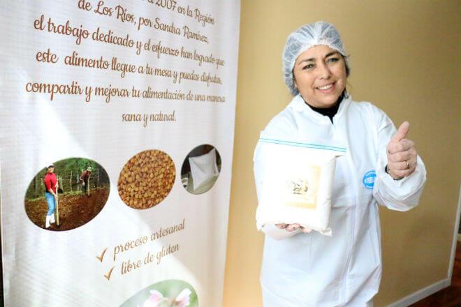 Alforfón Valdivia: innovador emprendimiento en Los Ríos