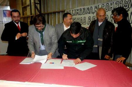 Bienes Nacionalesrecibió de manos de Gendarmería excárcel de Valdivia