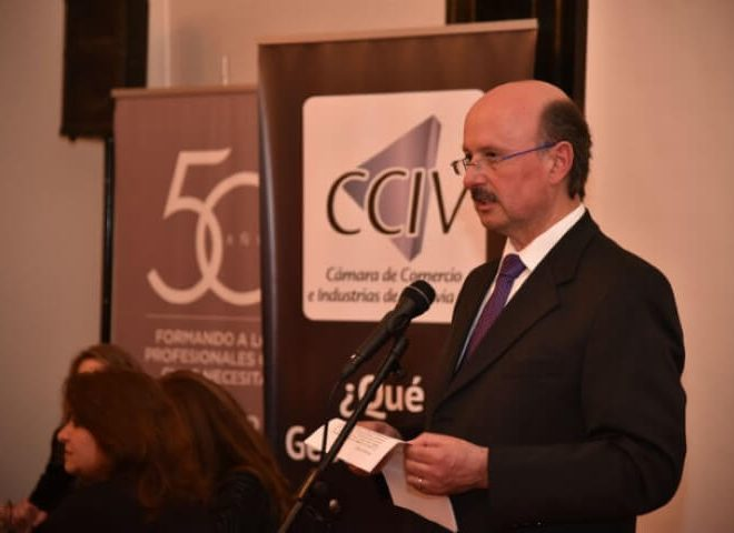 Cámara de Comercio e Industrias de Valdivia celebra nuevo aniversario con llamado al diálogo y ratificando el importante rol del gremio en la región