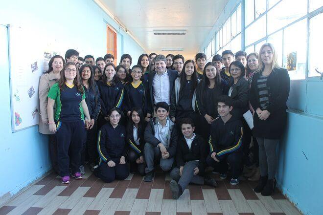Nueve colegios municipales de Valdivia obtuvieron Excelencia Académica en sistema nacional de medición