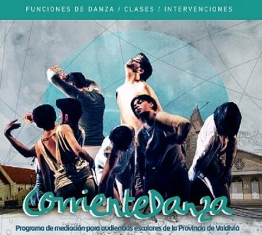 Corriente Danza llega a colegios municipales de la  Provincia de Valdivia