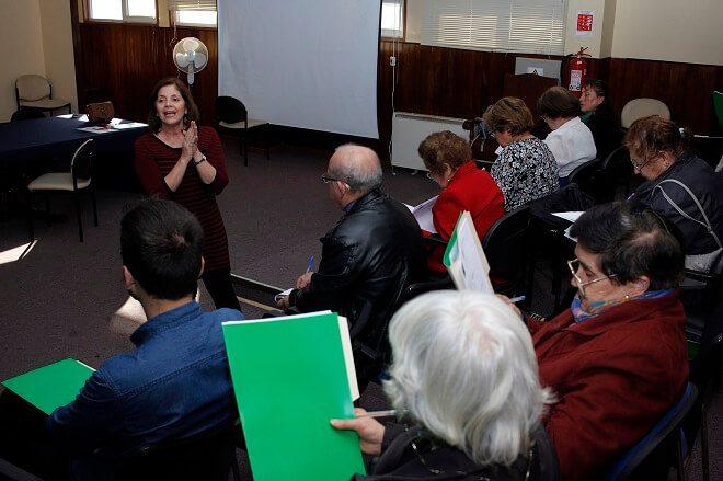 Dirigentes de Valdivia y Paillaco se capacitaron en temáticas sobre diversidad e inclusión social