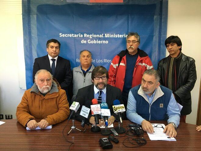 Gobierno en Los Ríos anuncia retorno de ex cárcel de Isla Teja al Ministerio de Bienes Nacionales