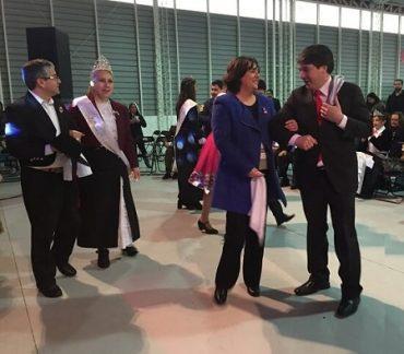 Inauguraron Fiesta de las Tradiciones del Parque Saval en Valdivia
