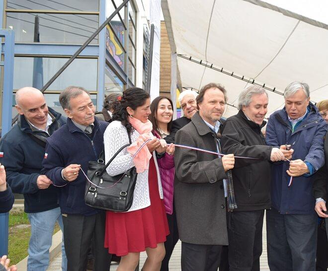 INDAP inaugura nuevas oficinas en Panguipulli