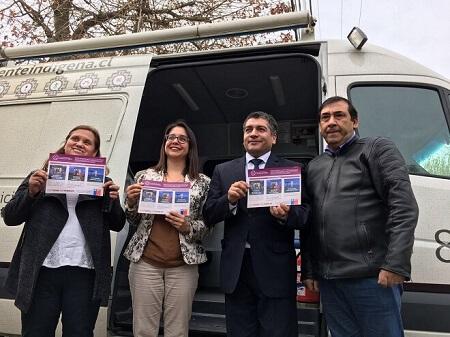 Info Bus del Proceso Constituyente Indígena recorrerá la región esta semana