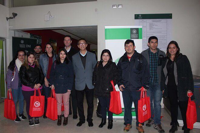 Instituto Confucio se presentará a la comunidad de Valdivia