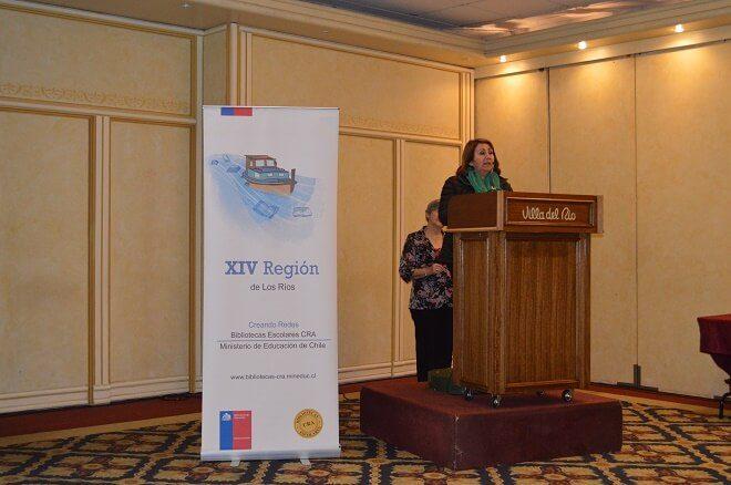 Más de 150 coordinadores y encargados de bibliotecas CRA participaron de IV encuentro regional