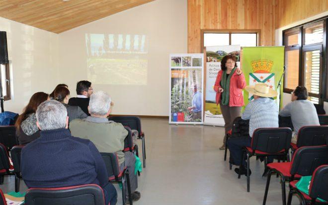 """En La Unión se realizó seminario """"Producción de tubérculo semilla de papa, una oportunidad para la región de Los Ríos"""""""