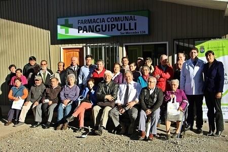Municipio de Panguipulli entregó a la comunidad Farmacia Comunal