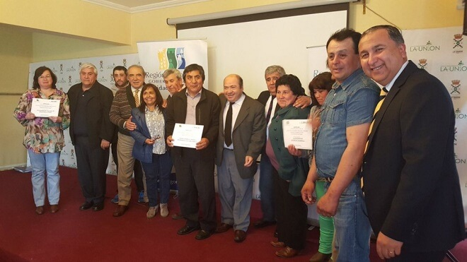 Organizaciones del Ranco recibieron recursos FNDR cultura,deportey seguridad ciudadana 2016