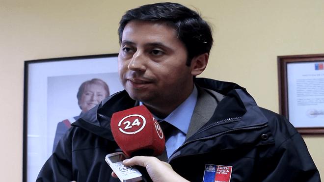 Autoridad sanitariarefuerza el llamado a notificar los accidentes laborales en Los Ríos