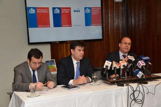 SISS anuncia acuerdo de tarifas base con ESSAL S.A. que favorecerá a más de 756 mil personas