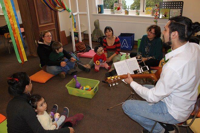 Destacan espacio para bebés y niños en 24° Feria del Libro de Valdivia