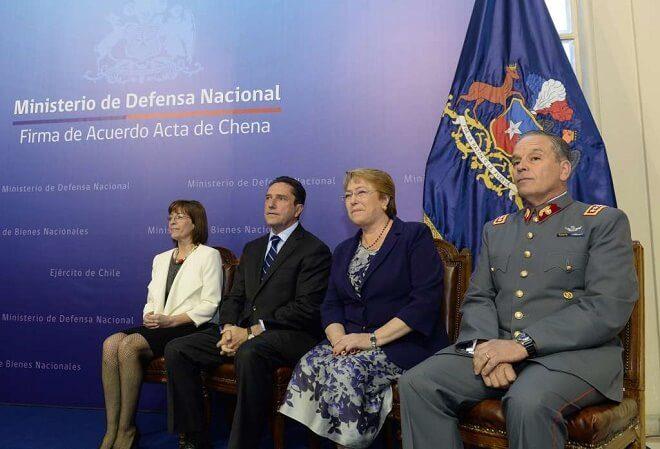 Cuatro serán los inmuebles que devolverá el Ejército a Bienes Nacionales en Los Ríos