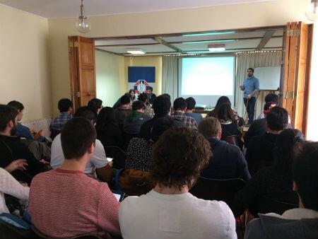 En el Colegio Médico de Valdivia se realiza la Asamblea Nacional de Médicos Generales de Zona