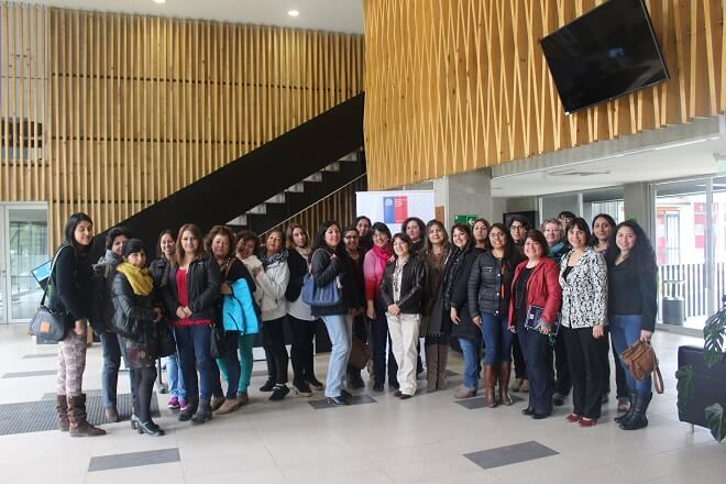 Comenzó programa para la formación de mujeres líderes en materia sindical