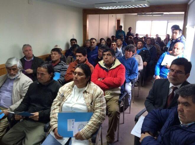 Condepp y Corfo dan inicio en Chiloé a los nodos plataforma de articulación de mejoramiento competitivo del sector pesquero artesanal