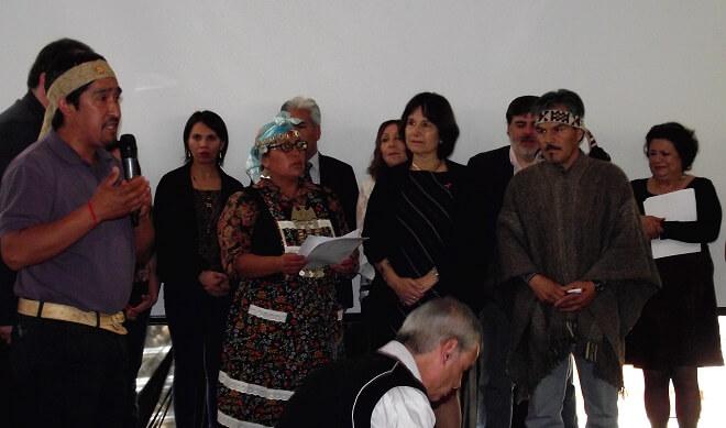Firman acuerdo nacional por un Reglamento de Salud con pertinencia cultural