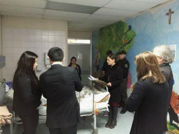 Fiscalía formalizó a imputado por manejar ebrio y causar muerte a 3 personas en Valdivia