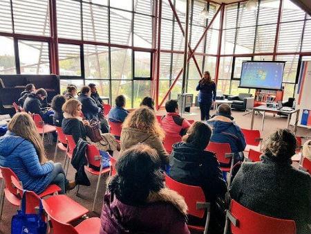 Funcionarios municipales de Lanco se capacitaron sobre normativas de Participación Ciudadana y No Discriminación