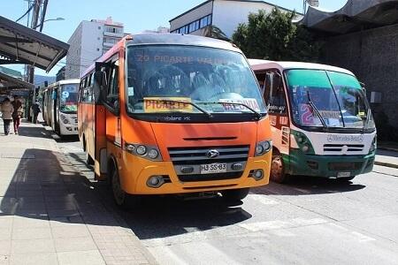 Ilabaca solicita incorporar nuevos recorridosen reordenamiento del transporte público de Valdivia