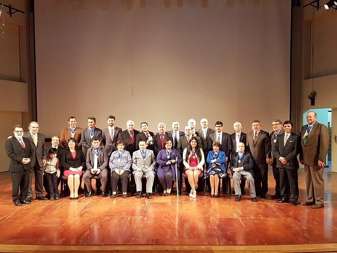 Noveno Aniversario de la Región de Los Ríos:CORE realizó distinción a trece personas por su destacada contribución al desarrollo de la región