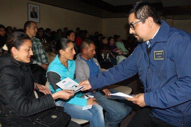 PDI Valdivia llama a extranjeros a regularizar situación migratoria y laboral
