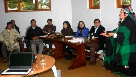 Mañana concluyen encuentros convocados del Proceso Constituyente Indígena en Los Ríos