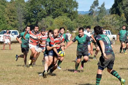 Rugby valdiviano lucha por estar en lo más alto de la zona sur