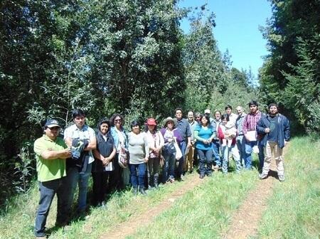 """Segunda Versión Feria Frutos del Bosque """"Pewu Antu"""" – Días de Primavera en Panguipulli"""