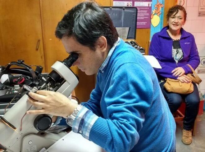Hospital Misión San Juan atendió a 115 usuarios en operativo oftalmológico en Osorno