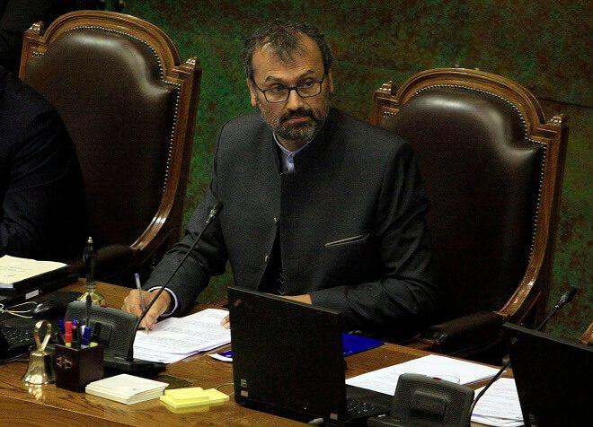 Diputado Vallespín destaca promulgación de ley que tipifica delitos de torturas y tratos degradantes