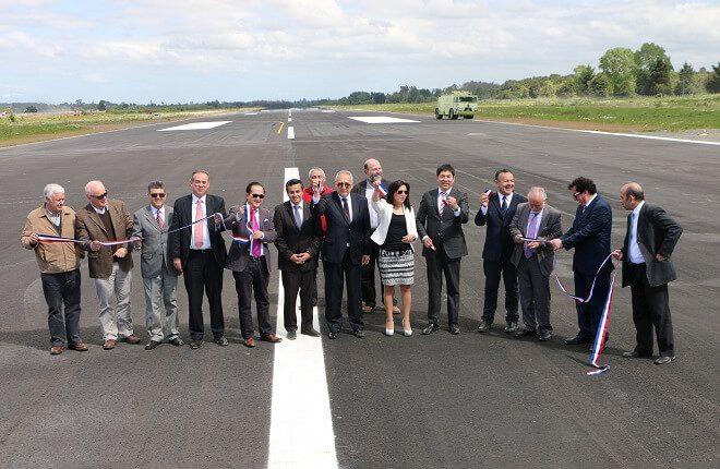 Alcalde Bertín liderará gestiones para que aerolíneas aumenten la frecuencia de vuelos directos desde y hacia Osorno
